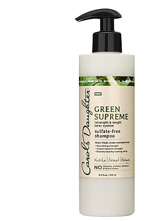 Carol's Daughter Green Supreme Sulfate Free Shampoo