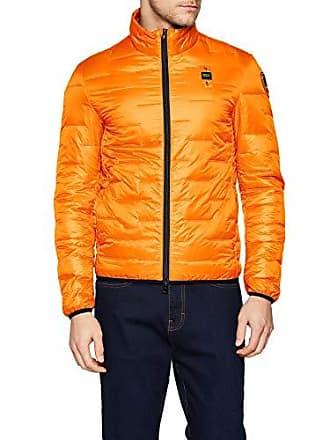 136b3303a4 Blauer Giubbini Corti Imbottito Ovatta Giacca Sportiva Uomo, (Arancione  Carota 431), Medium