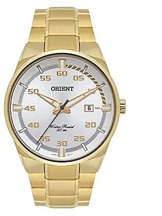 Orient Relógio Orient Masculino Ref: Mgss1161 S2kx Casual Dourado