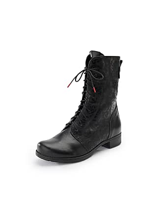 6608487cbb Think Lace-up ankle boots Denk in 100% leather Think! black