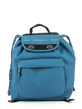 0c7ca5f861 Mandarina Duck Backpack Original Utility MD20 Mandarina Duck BLUE
