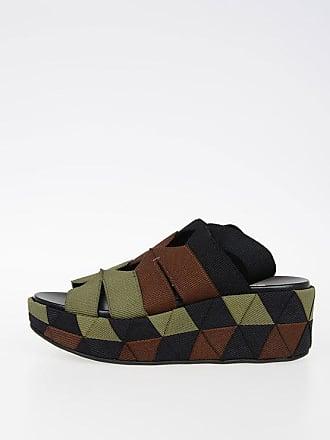 bf418e333f4 Salvatore Ferragamo Platform ELETTRA Sandals size 8