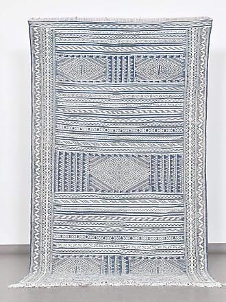 Benisouk Berber Kilim Rug 4.2 x 7.6 ft