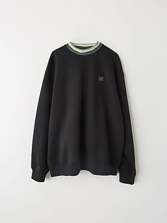 Acne Studios FA-UX-SWEA000019 Black Crewneck sweater