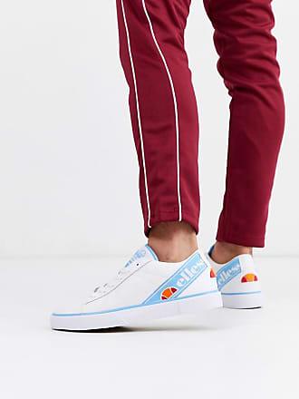 Ellesse Ellesse - Massello - Sneaker in Weiß/Blau