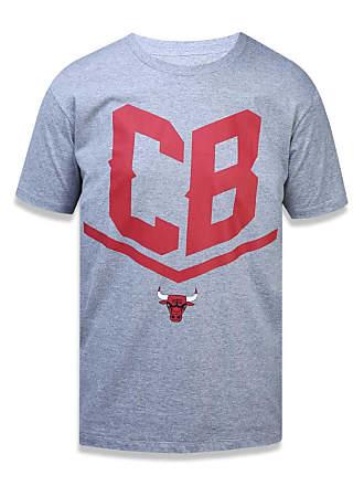 New Era Camiseta Chicago Bulls NBA New Era Masculina - Masculino f6ee453b4a9