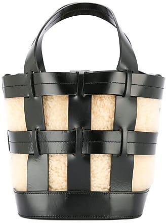 Trademark Cooper cage tote bag - Black