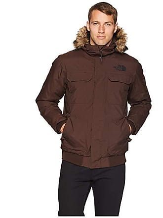 846791d0e7 The North Face Gotham Jacket III (Brownie Brown) Mens Coat