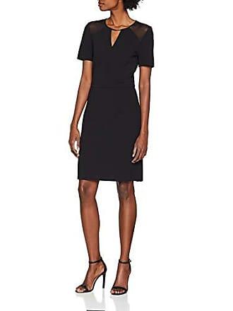 4cfacec8e94 Morgan 191-RLUNA.N Noir Robe de soirée Femme Noir (Noir Noir