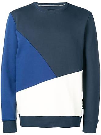 Woolrich Felpa con design color-block - Di Colore Blu 671313efe79c