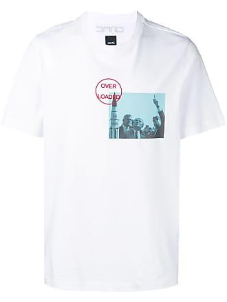 OAMC Camiseta Over used - Branco