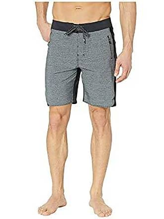 8a1ab8cac90 Rip Curl Mens Mirage 3/2/One Ultimate 19 Cordura Boardshorts, Black,