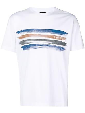 Ermenegildo Zegna printed T-shirt - White