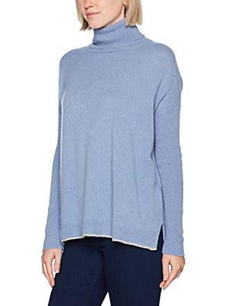 677391b40 Escada Sport 5024327-Camiseta Cuello Alto Mujer Azul (Light Denim B431) L
