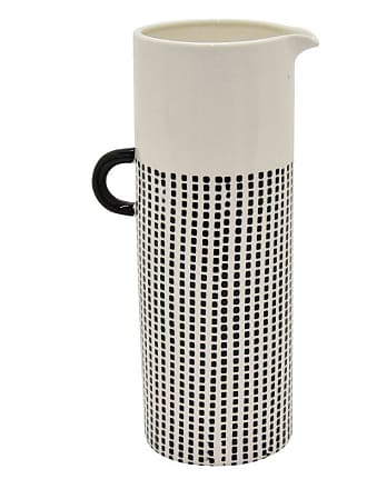 Three Hands Porcelain Pitcher Table Vase - 72063