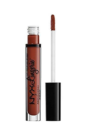 NYX Cosmetics Lip Lingerie Matte Liquid Lipstick, Exotic