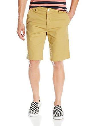 Rusty Mens Malibu Short, Khaki, 33