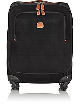 Bric's Mens Life 21 Carry-On Spinner Suitcase - Black