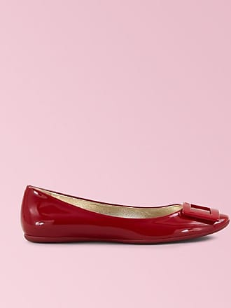 Roger Vivier Gommette Ballerinas in Patent Leather
