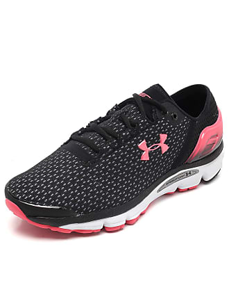 8f788251d40 Under Armour Tênis Under Armour Charged Intake 2 W Preto Rosa