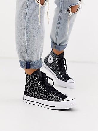Converse Chuck 70 - Hohe Sneaker in Schwarz