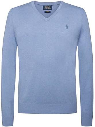 2bba37503c9d Polo Ralph Lauren Pullover Slim Fit (Blau) - Herren (M XL