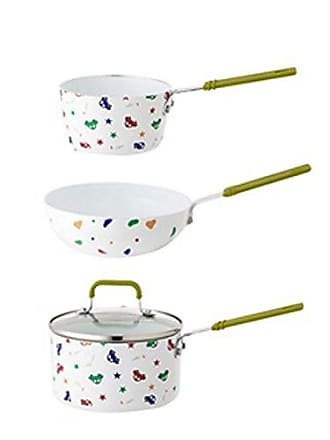 Berghoff 2211438 Childrens Line Cookware Set-Boys, Multicolored