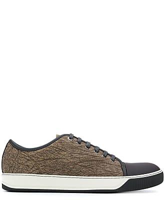 Lanvin low top sneakers - Grey