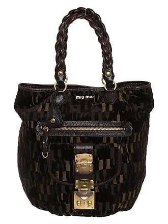 821ac2dbf Miu Miu gebraucht - Handtasche in Braun - Damen