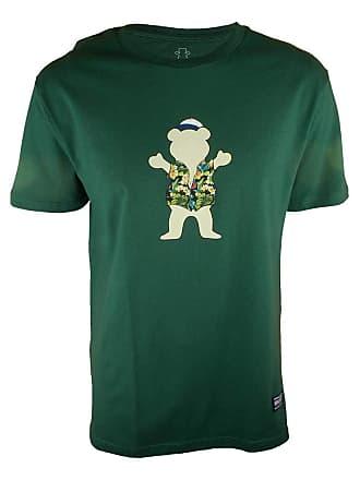 Grizzly Camiseta Grizzly Big Kahuna Preta-GG