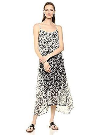 Karen Kane Womens Mixed Print CAMI Dress, Extra Large