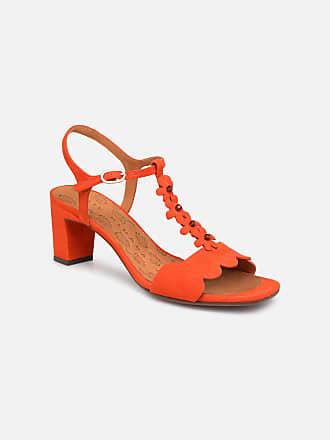 25210b976a1781 Chie Mihara Lonza - Sandalen für Damen   orange