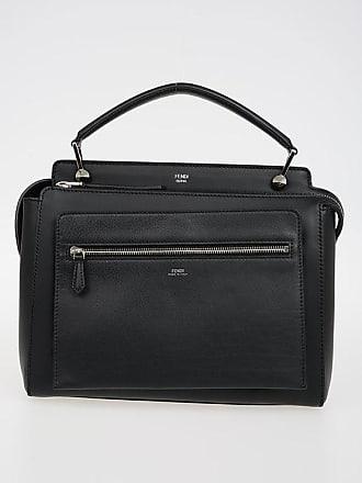 165ba6ec79d3 Fendi Leather DOTCOM Shoulder Bag size Unica
