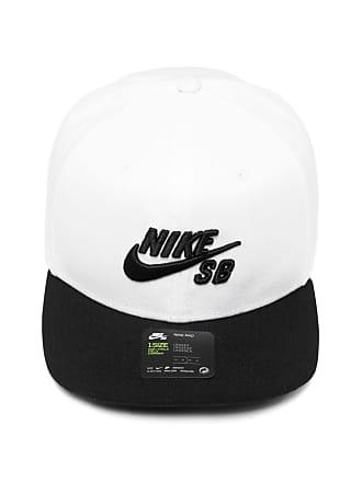 Nike Boné Nike SB Pro Cap Branco Preto d7d043d01dc