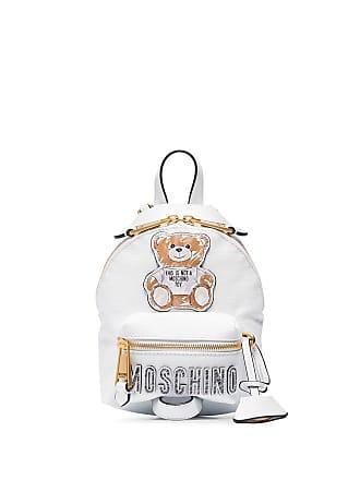 Moschino Teddy Bear backpack - White