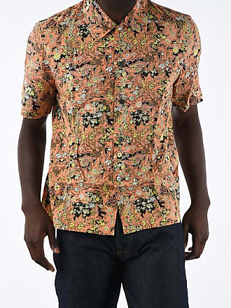 Our Legacy Floral-Print Shirt size 50