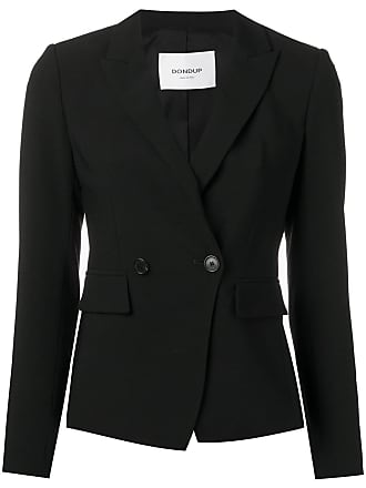 Dondup double breasted blazer - Preto