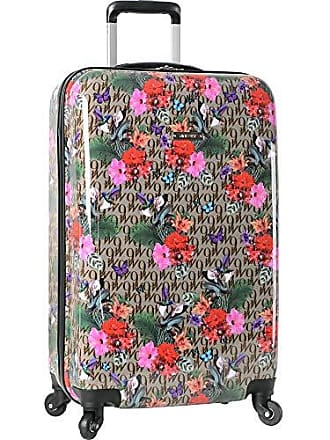 Nine West 20 Expandable Hardside Spinner Carryon Luggage, Paradise Floral