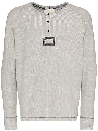 78Stitches Suéter com detalhe bordado - Branco