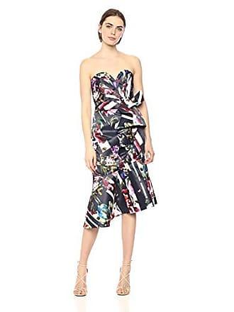 7cce8ea7173b Parker Womens Wendy Strapless Asymmetrical midi Dress