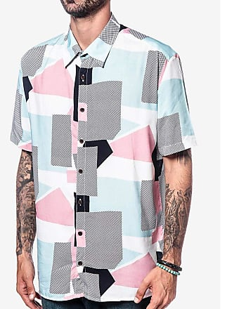 Hermoso Compadre CAMISA ABSTRACT 200484-Branco-GG