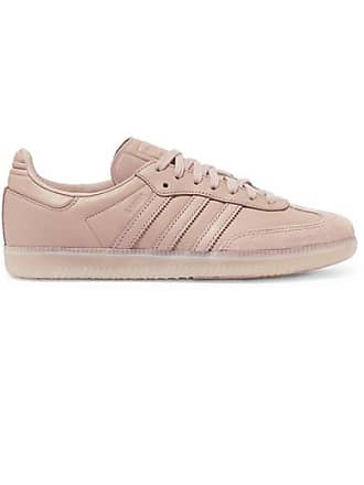 official photos a175f 398f2 adidas Originals Samba Og Leather And Suede Sneakers - Pink