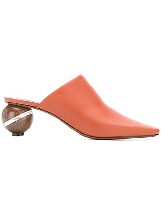 Neous Calanthe mules - Marrom