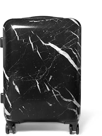 Calpak Astyll Carry-on Marbled Hardshell Suitcase - Black