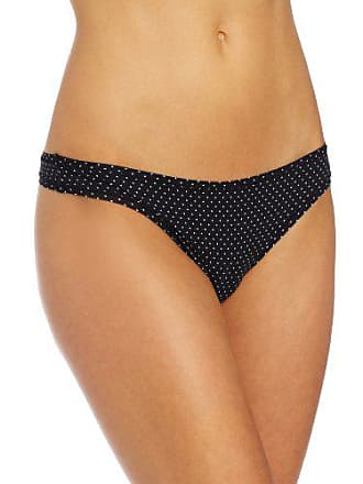 498f57ffc9b9 Maidenform Womens Comfort Thong Panty, Black Dot Print, One Size