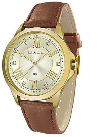 Lince Relógio Lince Feminino Ref: Lrcj046l C3mx Fashion Dourado
