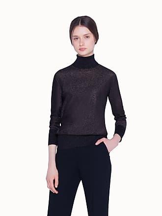 Akris Silk Lurex Pullover