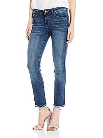 DL1961 Womens Mara Ankle Straight Jeans, Centaur, 31