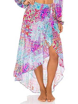 Luli Fama Womens Swimwear, -multi, XS