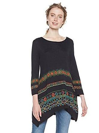 a299b77acdea7 T-Shirts Manches Longues Desigual®   Achetez dès 21